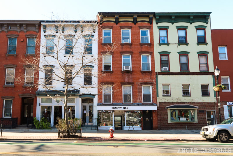 Visitar Hoboken en una excursion desde Nueva York - Washington Street