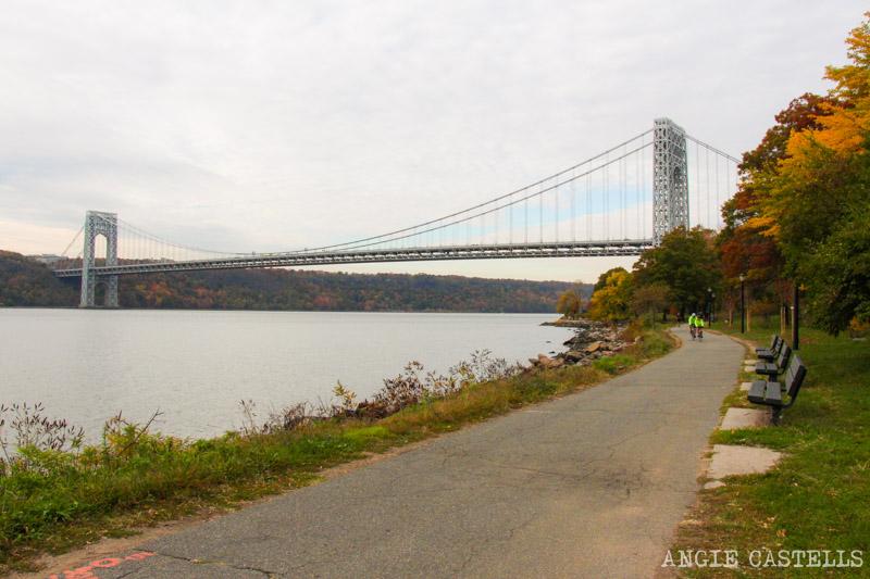 Los puentes más famosos de Nueva York - George Washington Bridge