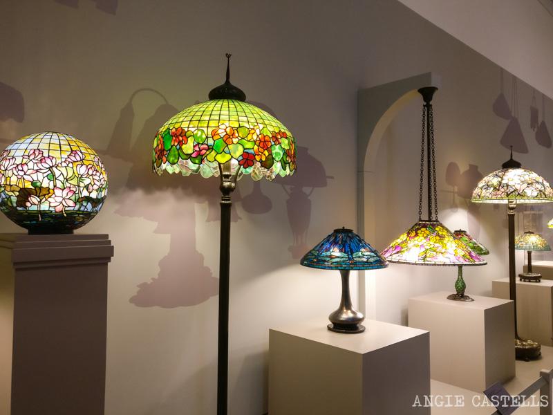 Visitar el Queens Museum y las lamparas de Tiffany 800