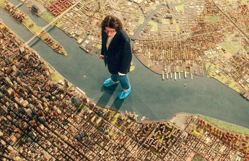 La maqueta de Nueva York de Pretend it's a City