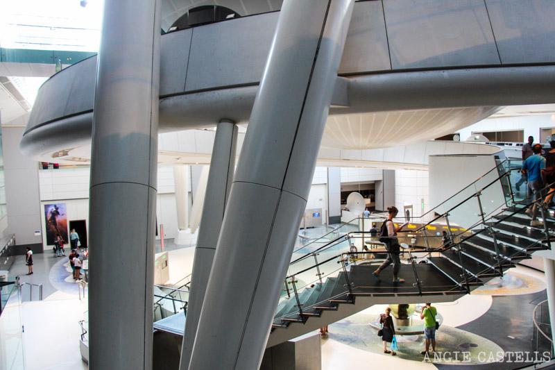 Que ver en el Museo de Historia Natural de Nueva York - Rose Center for Earth and Space
