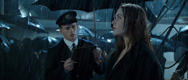 La llegada del Titanic a Nueva York - Rose Dawson