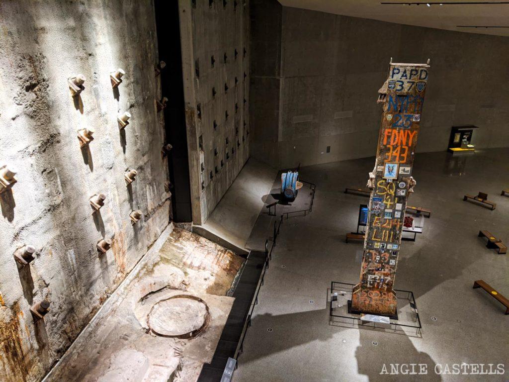 Visitar el museo del 11S en Nueva York - Entradas y exposiciones