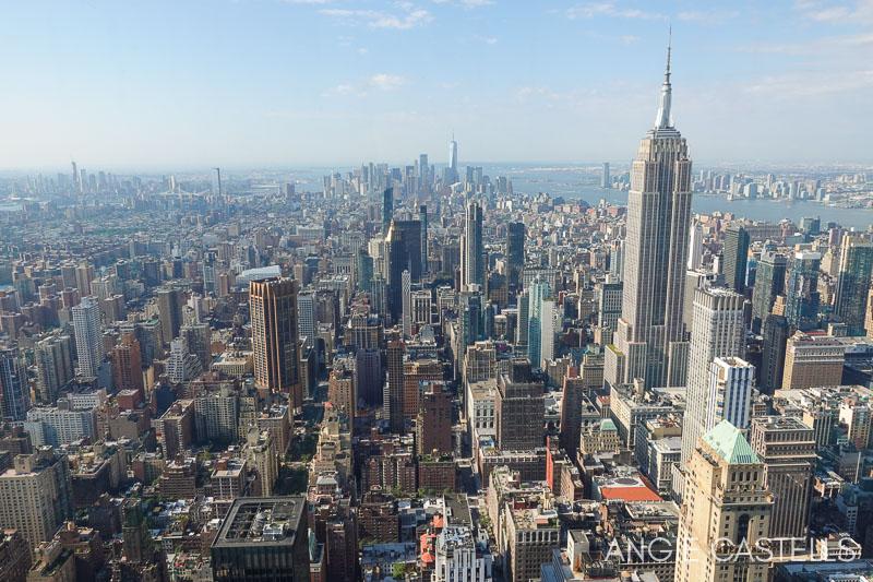 Visitar el observatorio Summit de Nueva York - Vistas del Empire State Building 2