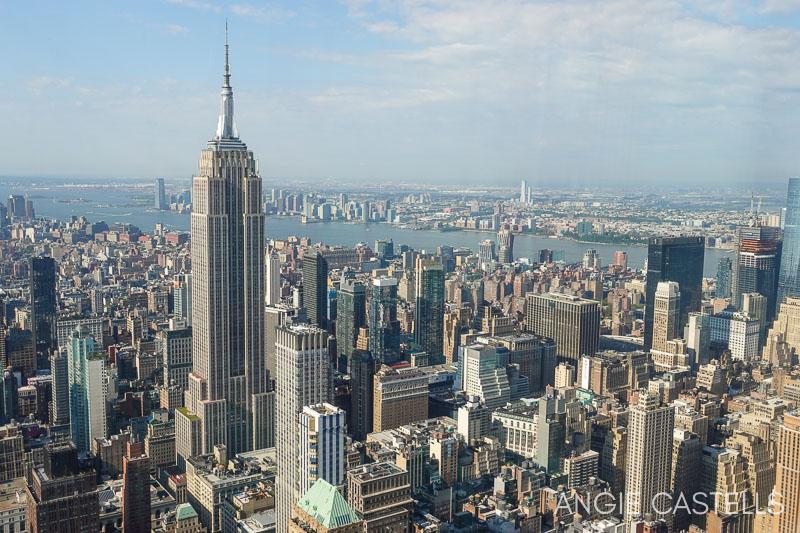 Visitar el observatorio Summit de Nueva York - Vistas del Empire State Building
