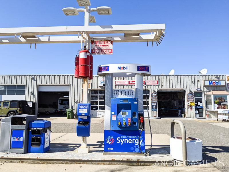 Cómo llegar a los Hamptons en coche - Gasolina