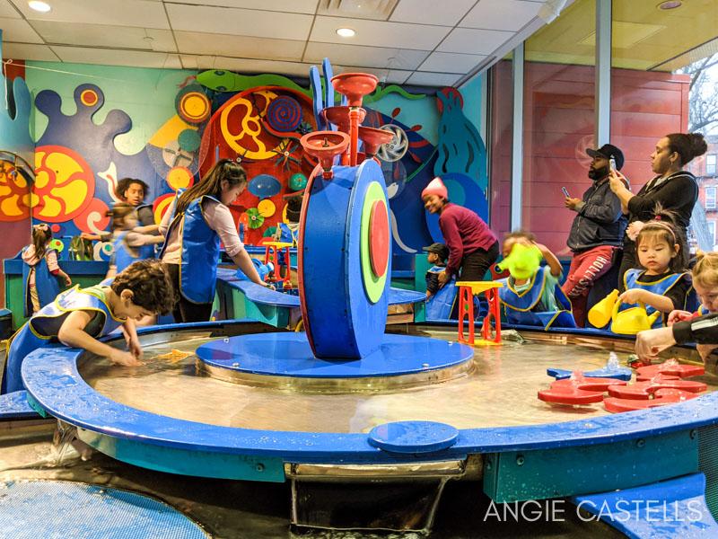 Qué hacer en Nueva York con ninos - El museo infantil de Brooklyn