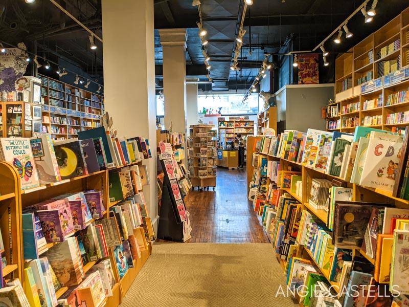 Que hacer en Nueva York con ninos - Books of Wonder