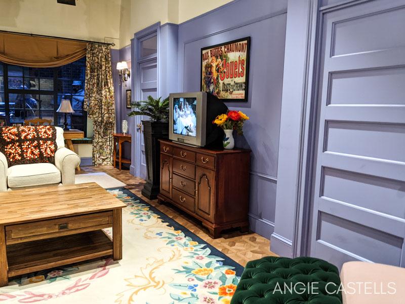 El apartamento de Friends en The Friends Experience de Nueva York