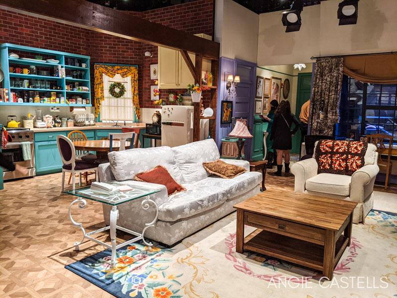 The Friends Experience, la exposicion de Friends en Nueva York - Apartamento de Monica