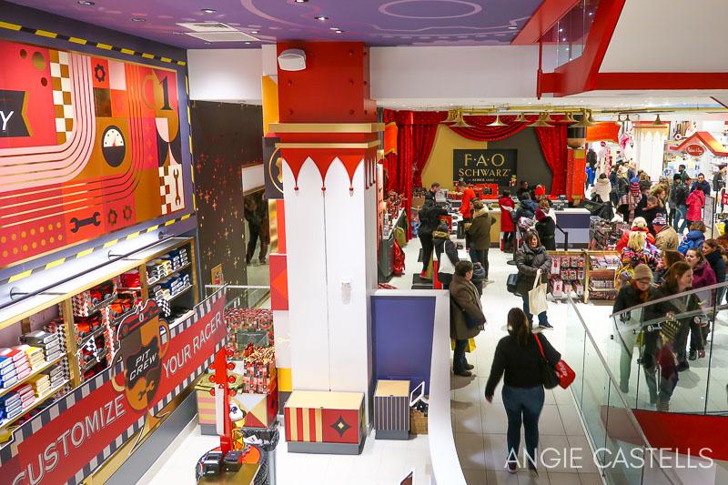FAO Schwarz, una de las mejores tiendas de juguetes de Nueva York