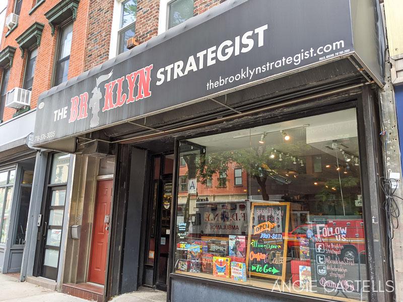Tiendas de juegos de mesa en Nueva York - Brooklyn Strategist