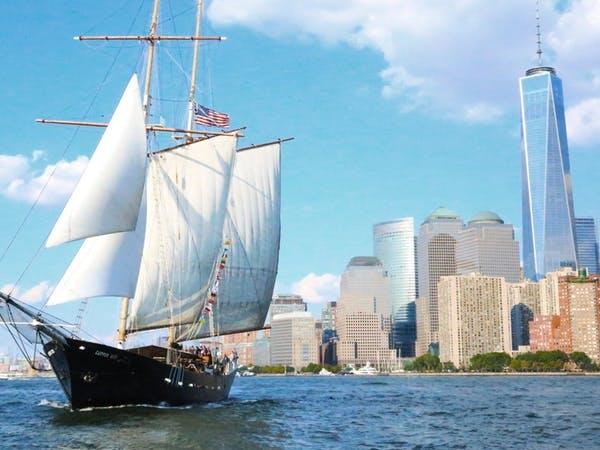Barcos de Nueva York - Manhattan By Sail
