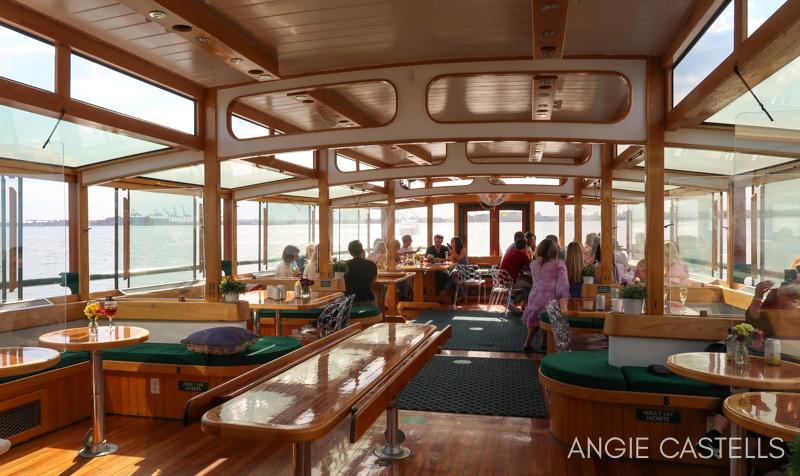 Paseo en barco por Nueva York para ver el skyline