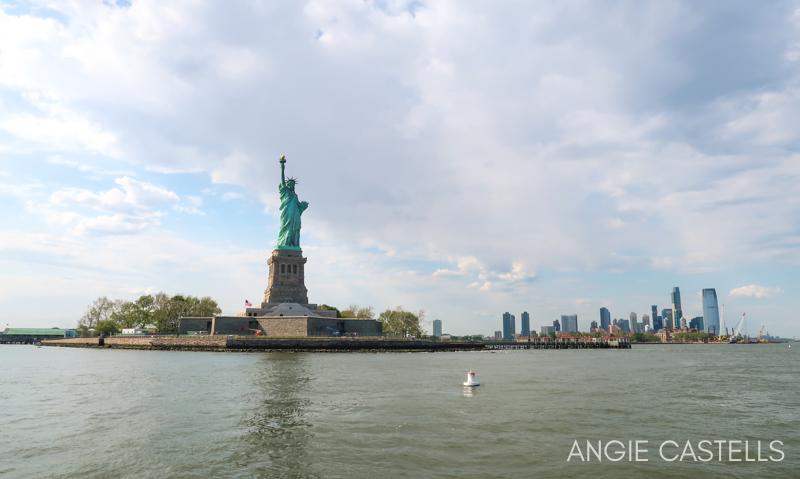 Crucero por Nueva York para ver la Estatua de la Libertad