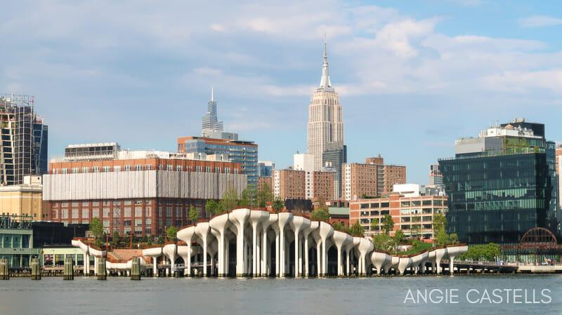 Paseo en barco por Nueva York para ver el skyline - Little Island