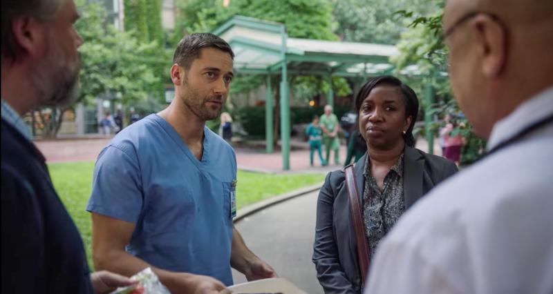 Bellevue, el hospital de New Amsterdam en Nueva York-7