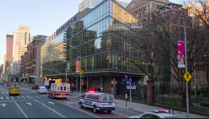 Bellevue, el hospital de New Amsterdam en Nueva York-2