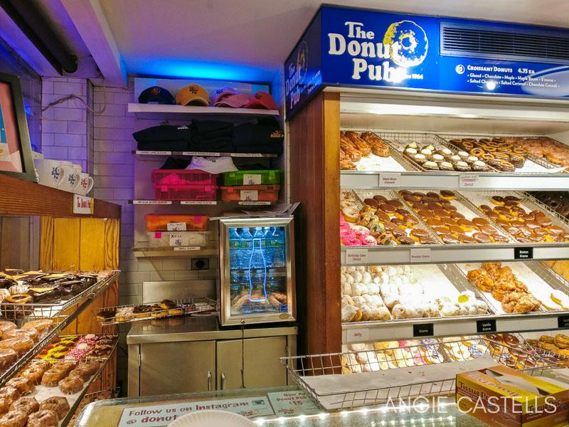 The Donut Pub - Los mejores donuts de Nueva York 800