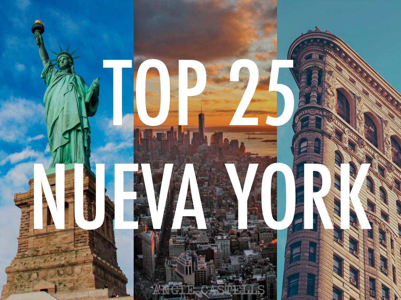 Las mejores 25 cosas que hacer en Nueva York