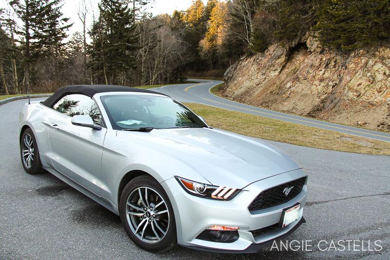 Como alquilar un coche en Estados Unidos - Mustang de alquiler