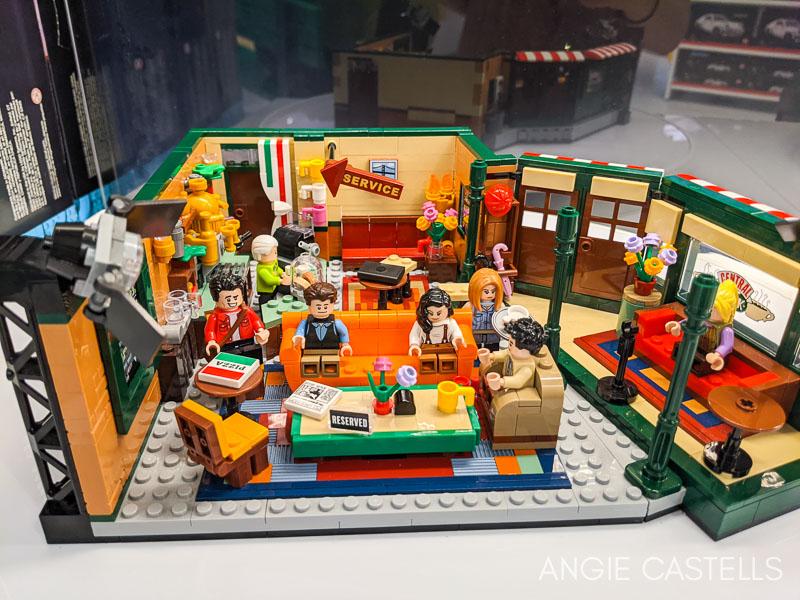 Sets de Lego de Friends - Central Perk
