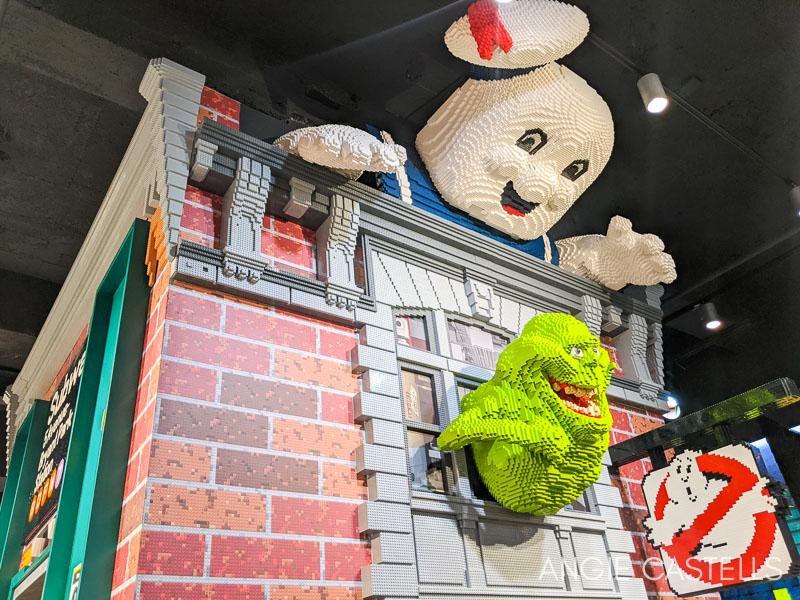 Los Cazafantasmas en Nueva York - Lego Store
