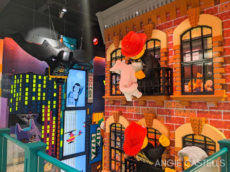 Tiendas de juguetes de Nueva York - Lego Store Rockefeller Center