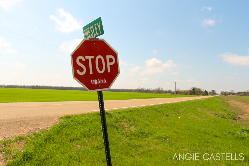 Itinerario por la Ruta 61 - Carreteras 2