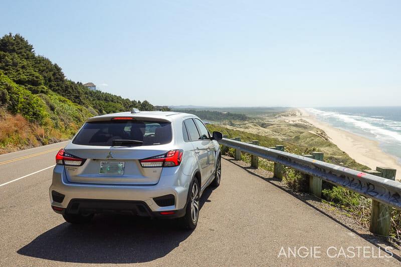 Alquilar un coche para un viaje por Oregon - Costa y carretera 101