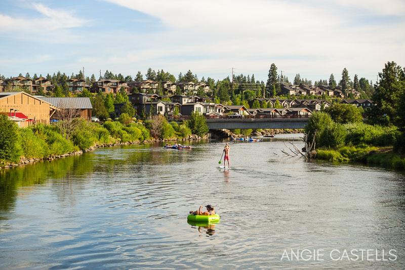 Que ver en Oregon - Bend y rio Deschutes