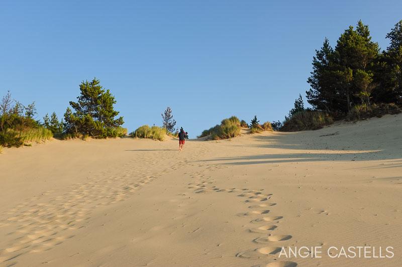 Que ver en Oregon - Florence y dunas
