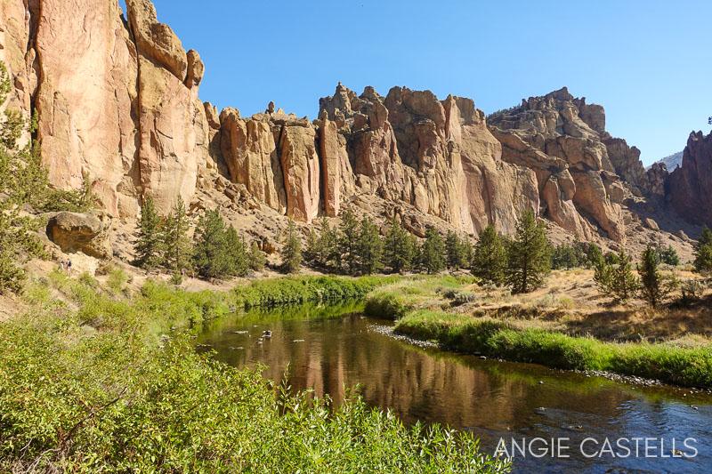 Que ver en Oregon - Smith Rock State Park