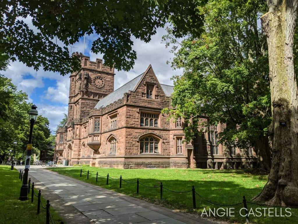 Visitar Princeton y la universidad de Princeton desde Nueva York - Como llegar y que ver