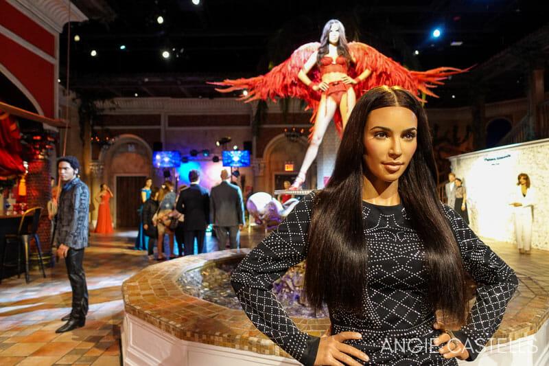 Visitar el Madame Tussauds de Nueva York, el museo de cera 800