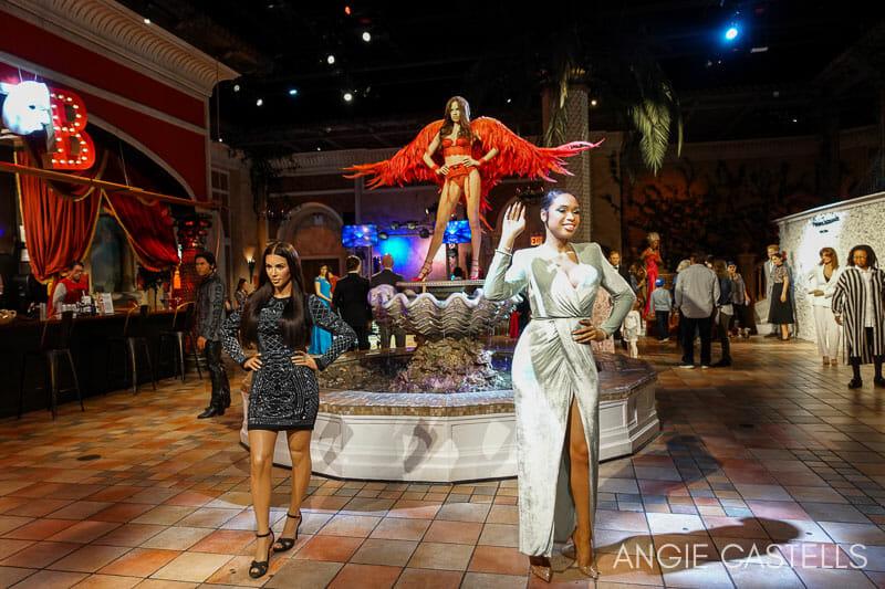 Visitar el Madame Tussauds de Nueva York - Famosos