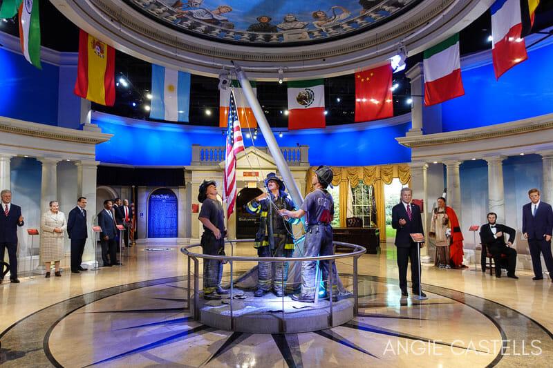 Visitar el Madame Tussauds Nueva York, el museo de cera