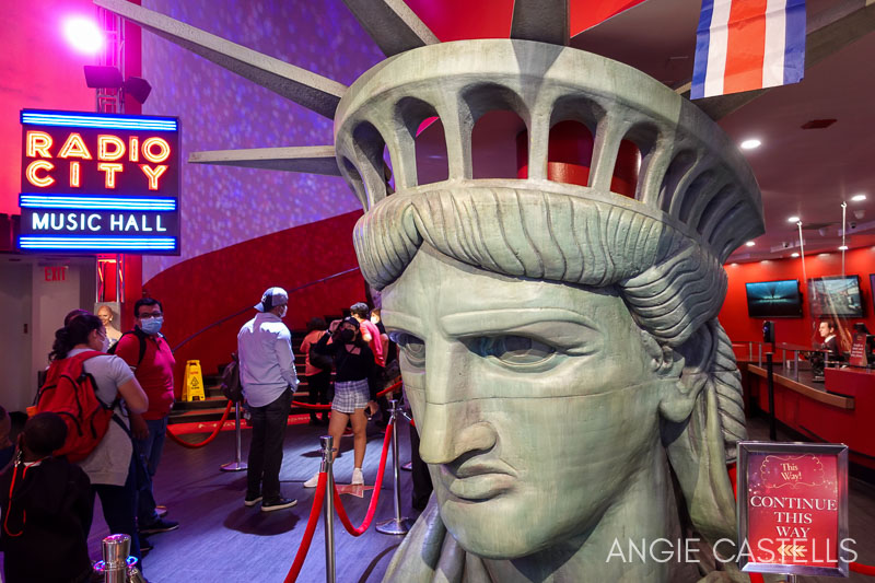 Visitar el Madame Tussauds de Nueva York